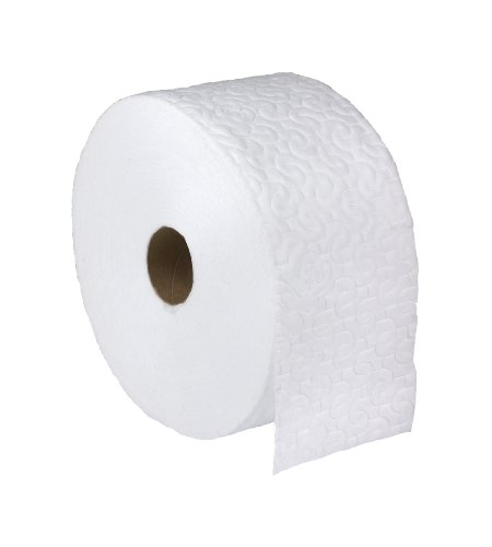 """3M Doodleduster Cloth, White, 7"""" X 13.8"""" (4 Rolls Of 250 Sheets) front-613536"""