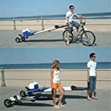 Portable Surf Board Carrier / Trailer by Mule