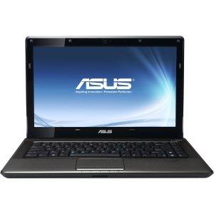 ASUS K42F-B1 14-Inch Laptop (Dark Brown)