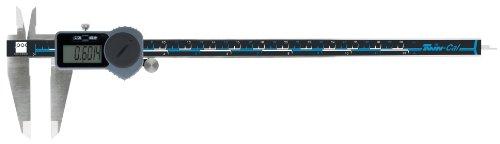 Brown & Sharpe 00590095 Twin-Cal IP40 Digital Caliper, 0 to 12