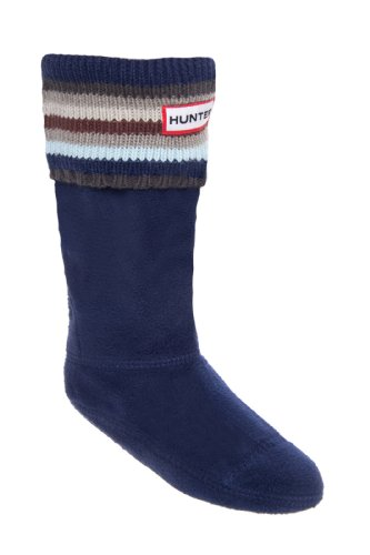 Kids' Striped Cuff Sock