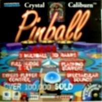 Crystal Caliburn Pinball (PC & Mac)