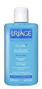 Uriage CU-ZN+ Anti-Irritation Cleansing Gel 200ml