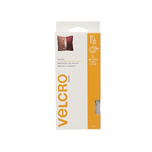 VELCRO Brand - Iron On - 5' x 3/4