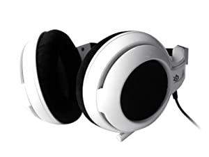 SteelSeries Siberia Neckband Gaming Headset Weiss