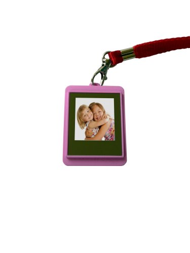 MINI PINK DIGITAL PHOTO FRAME