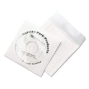 Quality Park Products Tech-No-Tear CD/DVD Sleeves