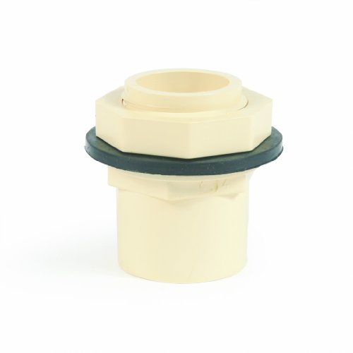 "Camco 11447 Drain Pan Fitting - 1""/1.5"" CPVC - Pack of 12"