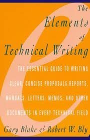 by Robert W. Bly,by Gary Blake The Elements of Technical Writing(text only)1st (First) edition[Paperback]2000