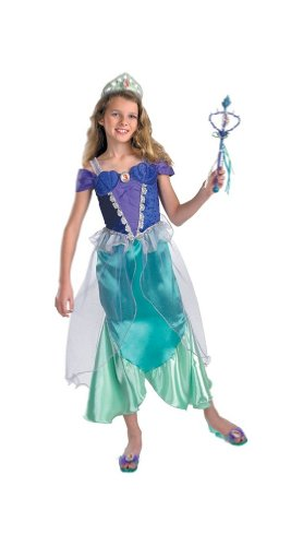 Disguise Girls Ariel the Little Mermaid Costume