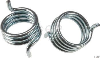 Buy Low Price Dia-Compe 990 & 992 Spring, Anchor Side, Silver, Pair (B990.6)