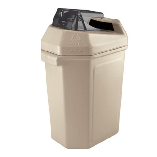 """Can Pactor - Crush And Store Aluminum Cans (Beige) (33""""H X 16""""W X 22""""D) front-538250"""