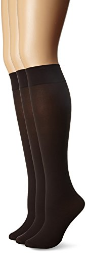 Hue Women's Opaque Knee High Trouser…