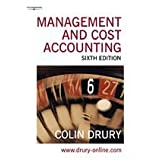 Management and Cost Accounting (Management & Cost Accounting)by Colin Drury