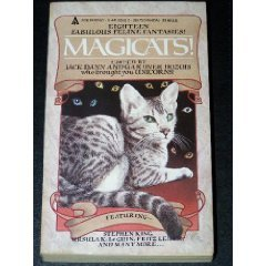 Magicats by Jack Dann and Gardner Dozois