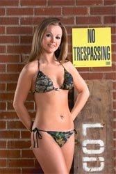 Wildlife Camouflage Bikini Swimsuit