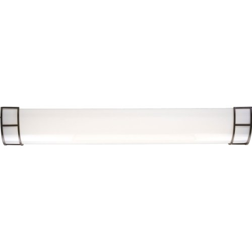 B001BQFNC2 Progress Lighting P7258-174EB Linear Fluorescent, Urban Bronze