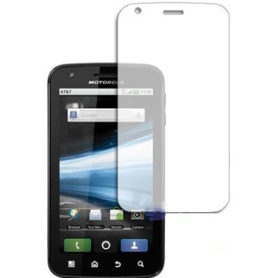 Motorola Atrix Mb860 Screen Protector Film Clear (Invisible) By Tdc-Direct