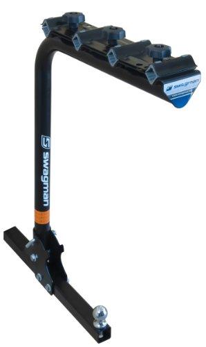 Swagman Standard 4-Bike Fold Down Towing Rack 2 receiverB00009YUK6 : image