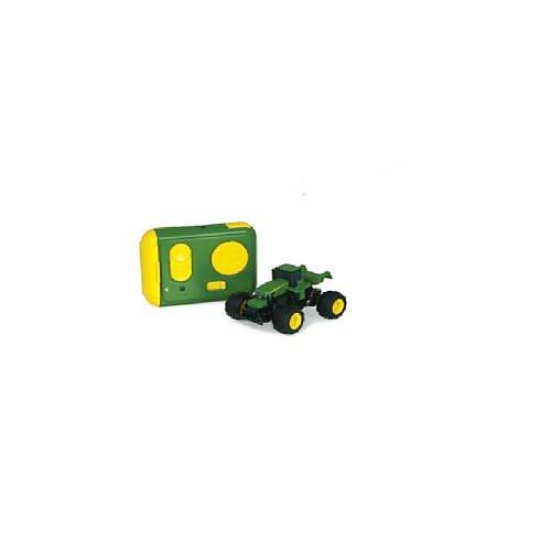 Ertl John Deere Q-Steer Monster Tread Tractor front-603539