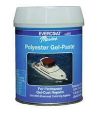 Fibre Glass-Evercoat Co Polyester Gel Paste Pint (Boat Gel Coat Repair Kit compare prices)