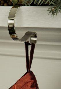 antique fireplace mantles mantle clip stocking holders. Black Bedroom Furniture Sets. Home Design Ideas