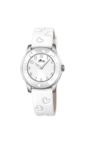 Lotus-Bracciale unisex orologio al quarzo in pelle 18273/1