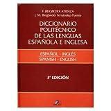 Nuevo Diccionario Politécnico Inglés-español/españ... 3a Ed.. PRECIO EN DOLARES