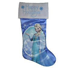 Disney Frozen Christmas Stocking Elsa