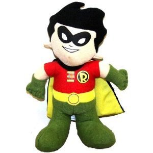 Robin Plush Toy - DC Super Friends Doll (13 Inch)