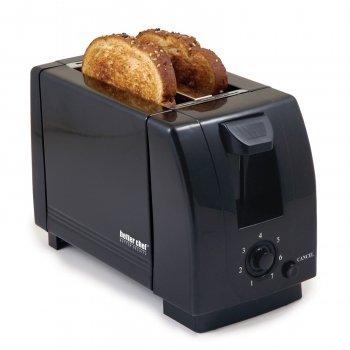 2 Slice Toaster Color: Black (4 Slice Toaster Color compare prices)