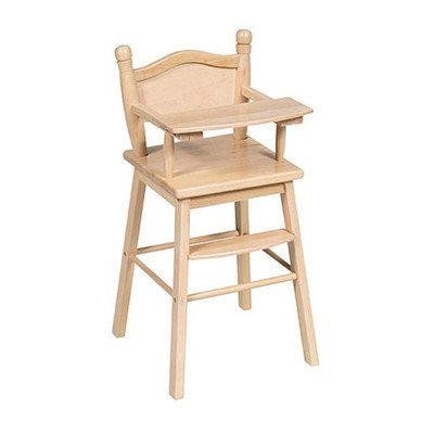 Guidecraft Doll High Chair - 1