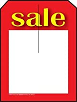 Sale - Mini Slotted Tags (250pk) - 3.25