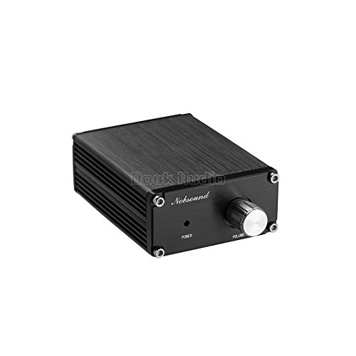 OSD Audio SMP60 Compact 75W Class A//B Mono Subwoofer Amplifier w// Variable High Cut Filter and Volume Control