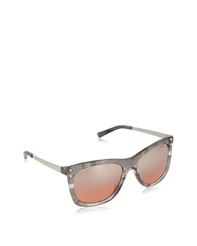 MICHAEL KORS Sun Lex GREY FLORAL WITH REDSILVERFLASH LENS