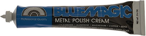 Blue Magic 100 Metal Polish Cream - 3.5 oz. (Car Polish Cream compare prices)