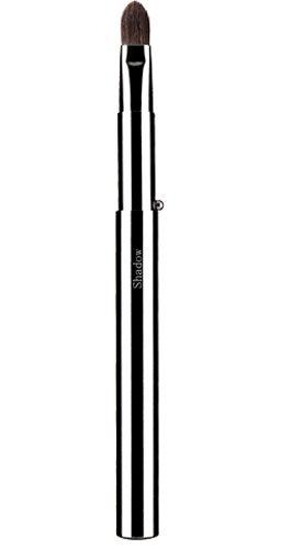 広島熊野筆 携帯アイシャドーブラシ 毛質 コリンスキー 灰リス