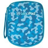 LeapFrog LeapPad Carrying Case, Blue Camouflage (Works with all LeapPad2 and LeapPad1 Tablets)