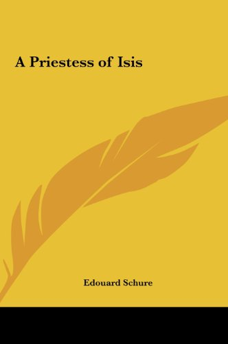 A Priestess of Isis