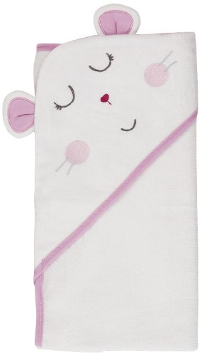 Lamaze Hooded Towel, Mouse