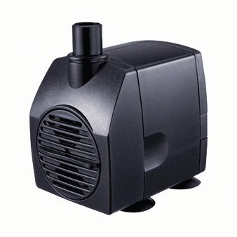 200 GPH Miniature Submersible Fountain Pump for Fresh and Salt Water