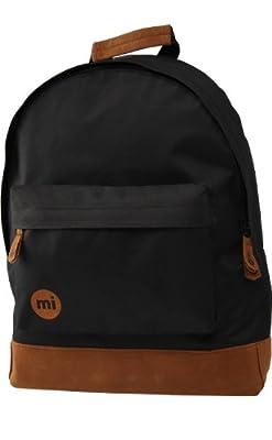 Mi Pac Classic Black Backpack Ruck Sack Bag