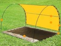 sonnenzelt sonnensegel strandmuschel skincom tarp tarps in. Black Bedroom Furniture Sets. Home Design Ideas