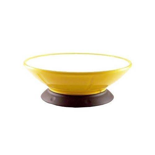 Modapet Lemon Zest Pedestal Bowl 2 cups / 473 ml (Set of 3)