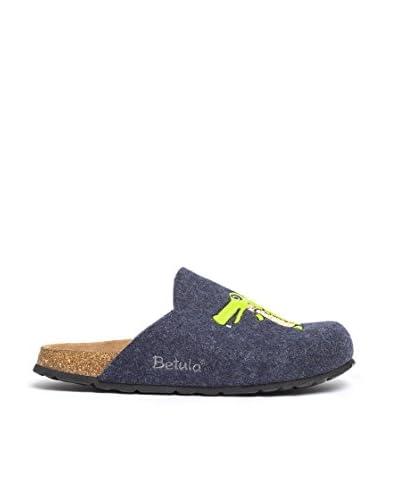 Betula By Birkenstock Pantofola [Blu Navy]