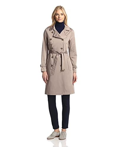 Soia & Kyo Women's Double-Breasted Trench