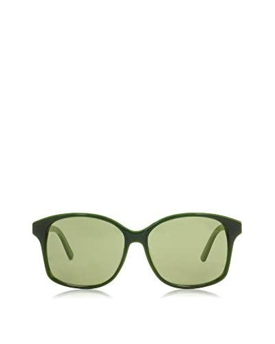 Calvin Klein Gafas de Sol CK-4119-057 (56 mm) Verde