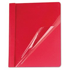 UNV57123 - Universal Clear Front Report Cover