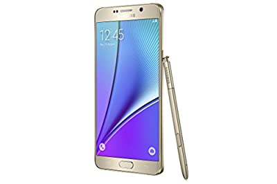 Refurbished Samsung Galaxy Note 5 N920G (Gold, 32GB)