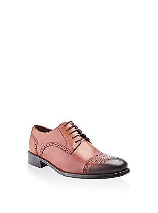 ESKINA Zapatos derby (Marrón)